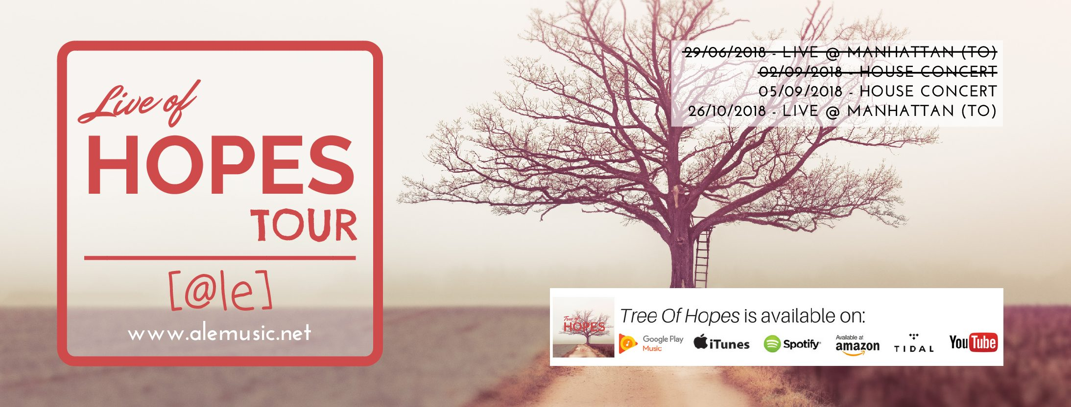 Tree Of Hopes – Facebook Event (1)