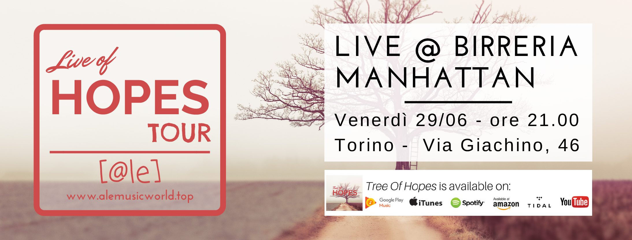 Tree Of Hopes – Facebook Event (2)